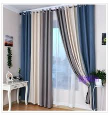 full image for blue curtains grey walls blue yellow gray shower curtain summer style linen curtains