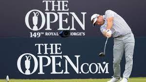 British Open: NZ's Ryan Fox in mix with ...