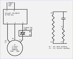 240v Motor Wiring Diagram Single Phase bioartme