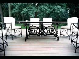 Modern Wrought Iron Patio Furniture Excellent Wrought Iron Patio