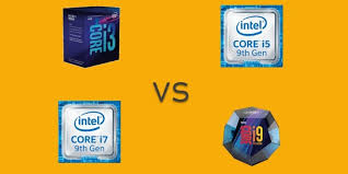 I5 Vs I7 Chart I3 Vs I5 Vs I7 Vs I9 Which Intel Processor Is Best For You
