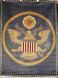 oval office carpet. White House Oval Office Seal : 5\u00277\ Carpet