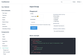 Vue Tailwind Made With Vue Js