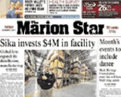 「the Marion Star」の画像検索結果