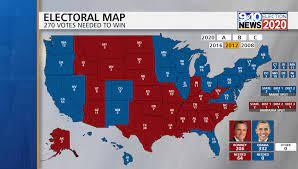 Election 2020 Electoral Votes: Road to 270 - 9 & 10 News