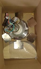 homebase 191919 napoli 32cm ceiling light fan