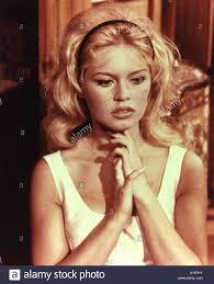 BRIGITTE BARDOT French film actress Stock Photo - Alamy