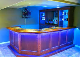 wet bar lighting. mikeu0027s copper top bar glows like some unearthly kryptonite so we call it the super wet lighting