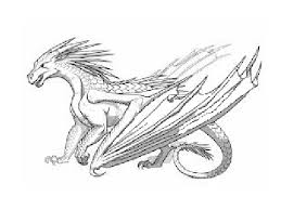 Small Picture 18 Images of Wings Of Fire Nightwing Coloring Pages Wings of