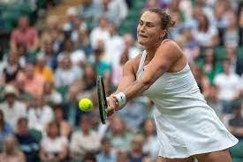 Aryna Sabalenka: semi-final - The ...