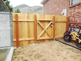 fence gate ideas door