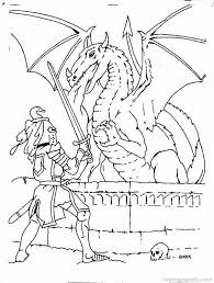 Children's coloring pages online allow your child to color. Coloring Pages Knights And Dragons Coloring Home