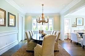 paint colors for dining room with chair rail dining room chair rail ideas for living room
