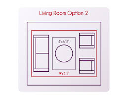 Living Room Rug Sizes Chart Average Size Of A Living Room Rug Living Room Ideas