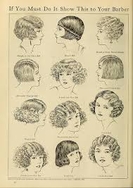 From The Battle For Bobbed Hair Photoplay Magazine June 1924