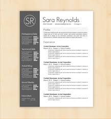 Resume Sample Method 70 Well Designed Resume Examples For Your
