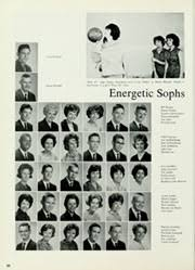 Ponca City High School - Cat Tale Yearbook (Ponca City, OK), Class of 1964,  Page 93 of 208