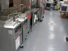 choosing commercial kitchen flooring