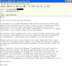 How To Email Resume And Cover Letter Simple Email Resume Cover