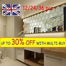 36x 3d mirror tiles mosaic wall