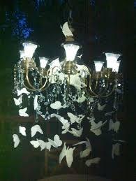 diy garden solar lights luxury how to make a solar chandelier