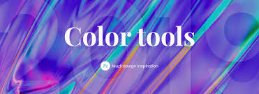 Math Line Designs From Around The World 4 6 Color Tools For Designers 2019 Muzli Design Inspiration