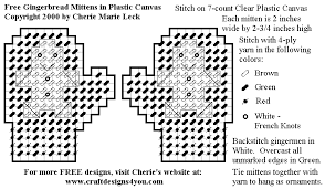 Free Plastic Canvas Christmas Patterns Classy Free Plastic Canvas Patterns From Craft Designs For You
