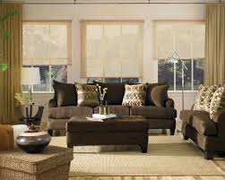 Living Room Ideas:Window Curtain Ideas Living Room Large Window Treatment  Creative Dark Brownie Design