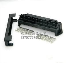 aliexpress com buy 15 way auto fuse box assembly terminals 15 way auto fuse box assembly terminals and 4pcs relay seats dustproof fuse box fuse