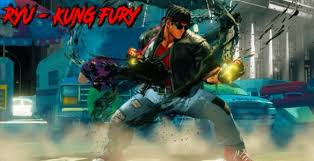 street fighter 5 mod turns ryu into kung fury one angry gamer