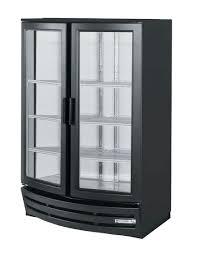 commercial refrigerator upright glazed mm14y b w