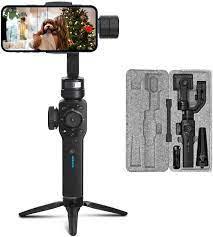 ZHIYUN Smooth 4 3-Achsen Handheld Stabilisator Gimbal: Amazon.de: Kamera