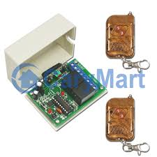 channel normally open and closed remote control switch v and two different devices can be connected to the remote control kit here is the wiring diagram a b terminals is normally