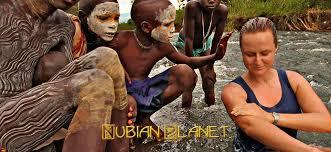 African tribe fucks white european wife
