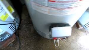 Lowboy Water Heater 50 Gallon 30 Gallon Gas Water Heater Replacement Youtube
