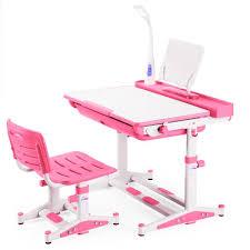 ergonomic kids study desk chair height adjule children