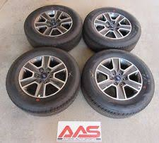 ford f150 wheels and tires ebay F150 Wire Wheels 2015 2016 2017 ford f150 f 150 2wd 18 inch takeoff wheels and tires set F150 Factory Wheels