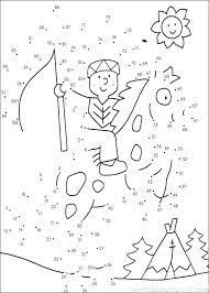 Dot Marker Coloring Pages At Getdrawingscom Free For Personal Use