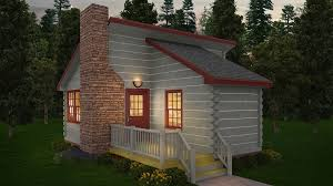 Looking For A Tiny Cabin With A Great Floor Plan?