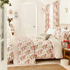 luxury floral bedding  pink blue purple yellow  red floral