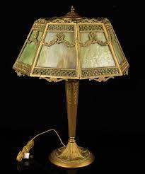 shades of brilliance a vintage lamp shade primer