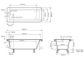 standard bath width excellent inspiration ideas tub with bathtub towel standard bath width