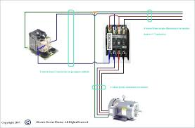 square d 3 phase motor starter wiring diagram magnetic best connection ideas electrical and a