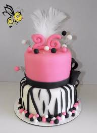 Girly Birthday Cake I Want This Cake
