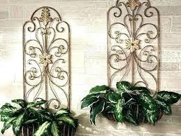outdoor wall planters wrought iron uk hanging large planter wonderful architectures inspiring plan