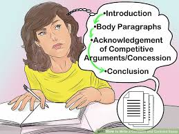 the best way to write a compare and contrast essay wikihow image titled write a compare and contrast essay step 10