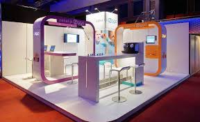 Corporate Display Stands Extraordinary Key Elements That Enhance Brand Identity Through Custom Exhibition
