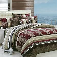 petal soft passion king size 100 cotton bedding set 6 piece set