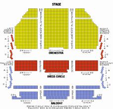 Lyric Theater Nyc Seating Chart Surprising Lyric Theater Seating Chart Harry Potter Lyric