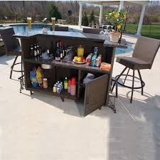 outdoor bar stools patio furniture